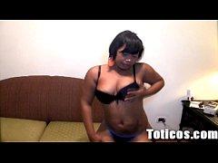 Toticos.com dominican porn - fucking around wit...